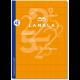 Libreta Grapada Lamela Tamaño A4 Cuadrovia 4mm 50 Hojas 06A4004
