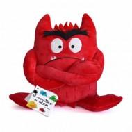 Peluche El Monstruo de Colores Rojo Rabia