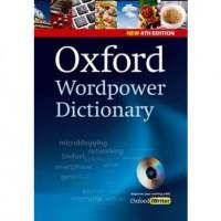 DICCIONARIO OXFORD WORDPOWER MONOLINGUE