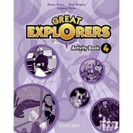 Great Explorers 4 Activity Book