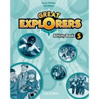 Great Explorers 5 Activity Book