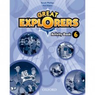 Great Explorers 6 Activity Book