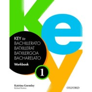 Key to Bachillerato 1 WorkBook