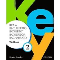 Key to Bachillerato 2 Workbook Oxford