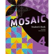 Mosaic 4 Student book Oxford
