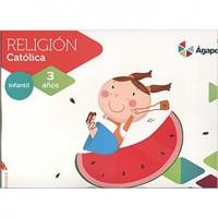 Religion 3años Agape Nuevo Berit