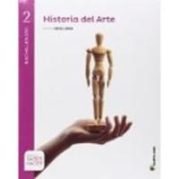 Historia del Arte 2 Bachillerato Santillana