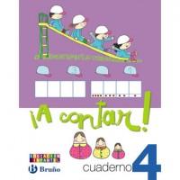 Cuaderno A Contar 4 Educación Infantil Bruño
