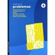Cuaderno de Problemas 4 Edelvives