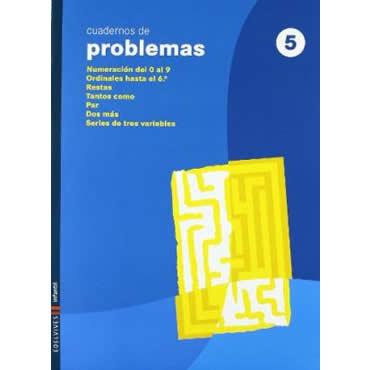 Cuaderno de Problemas 5 Edelvives