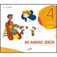 Mi amigo Jesús Javerim 4años religión