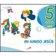 Mi amigo Jesús Javerim 5años religión