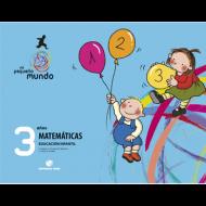 Matemáticas 3años Mi Pequeño Mundo