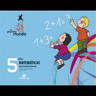 Matemáticas 5años Mi Pequeño Mundo