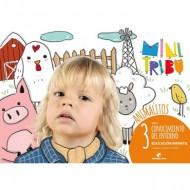 Conocimiento Entorno Animalitos Mini Tribu 3 años