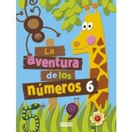La aventura de los numeros 6