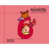 Matematitico Iniciación a las Matemáticas cuaderno 6