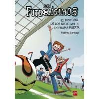 Futbolísimos 2 El misterio de los siete goles en propia puerta