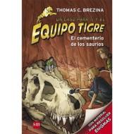 Equipo Tigre 10 Cementerio de los Saurios
