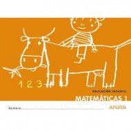 Matemáticas I anaya Educación Infantil
