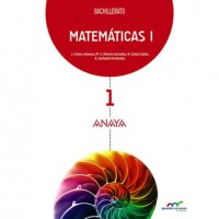 Matemáticas I Anaya Bachillerato