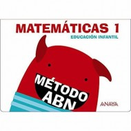 Matemáticas ABN 1 EI Anaya