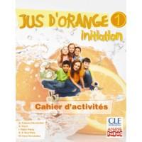 Jus D'Orange Initiation Cahier