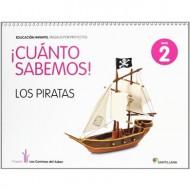 Cuanto Sabemos Los Piratas  Educación Infantil