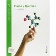 Física y Química 1 bachillerato Santillana Saber Hacer