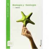 Biología y Geología 1 Bachillerato Serie Observa Santillana