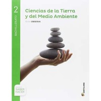 Ciencias de la Tierra y del Medio Ambiente  2 Bachillerato Santillana