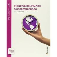 Historia del Mundo Contemporáneo 1 Bachillerato Santillana