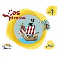 Quiero aprender 1 Los Piratas