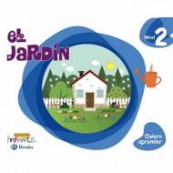 Quiero Aprender 2 El Jardín Anaya Infantil