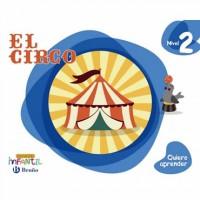 Quiero Aprender 2 El Circo Anaya Infantil
