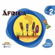 Quiero Aprender África Anaya Infantil