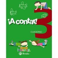 Cuaderno A Contar 3 Educación Infantil Bruño