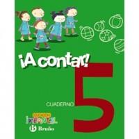 Cuaderno A Contar 5 Educacion Infantil Bruño