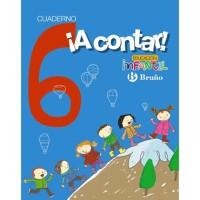 Cuaderno a Contar 6 Educación Infantil Bruño