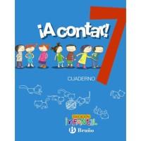 Cuaderno a Contar 7 Educación Infantil Bruño