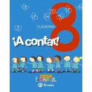 Cuaderno a Contar 8 Educación Infantil Bruño