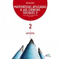 Matemáticas Aplicadas CCSS II Bachillerato Anaya