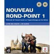 Le nouveau Rond Point A1 A2 Livre eleve