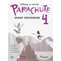 Parachute Cahier 4 ESO Santillana