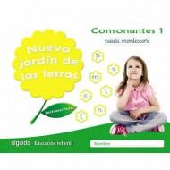 Nuevo Jardin de la Letras Consonantes 1 Algaida