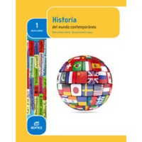 Historia del Mundo Contemporáneo 1 Bachillerato Editex