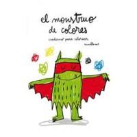 El Monstruo de Colores ( Cuaderno para colorear)