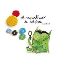 El monstruo de colores (Cartone)