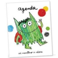 Agenda El Monstruo de Colores