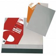 Tapa de Encuadernación DHP 180 micras PVC cristal transparente